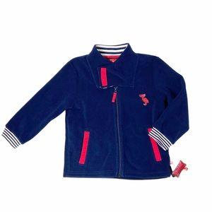 SigiKid navy fleece jacket